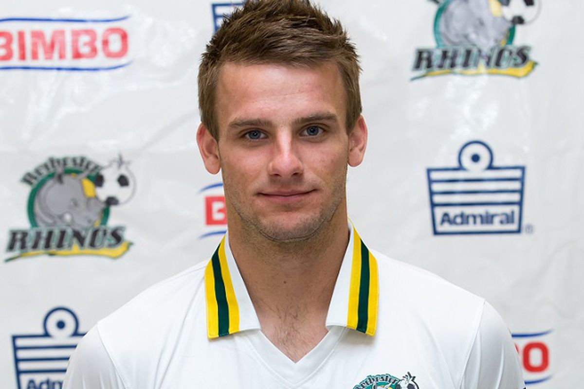Colin Rolfe's first goal of the 2015 USL season was the difference on Saturday night against Saint Louis FC