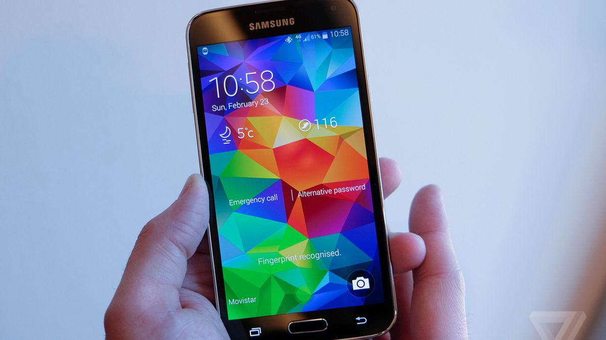 Samsung's Galaxy S5 is here with more power, more pixels