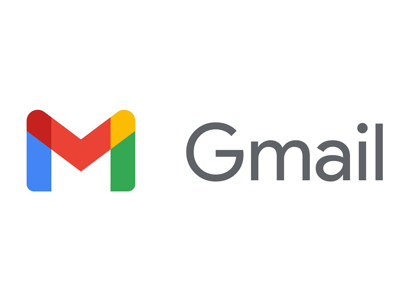 Gmail Has A New Logo That S A Lot More Google The Verge