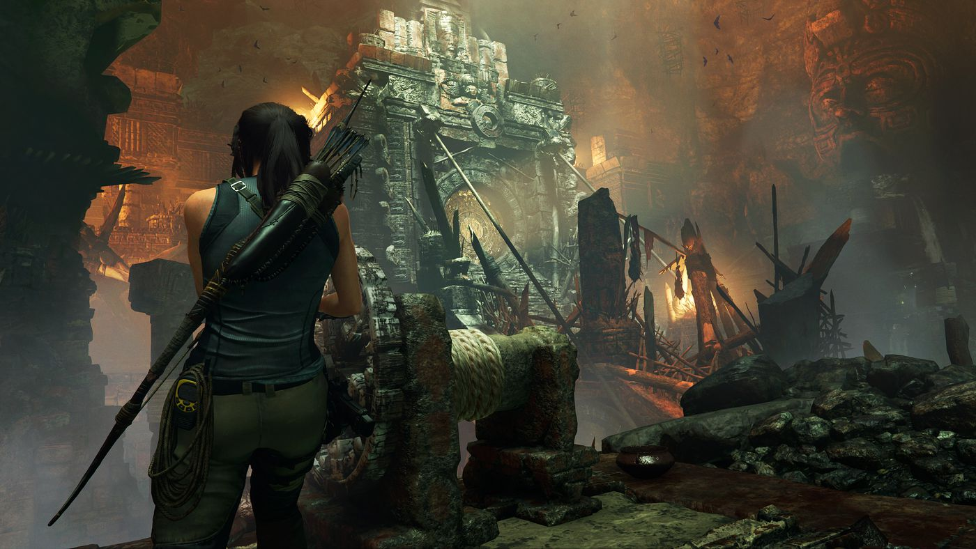 Shadow of the Tomb Raider review: the end is nigh - The Verge