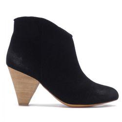 "<b>Matt Bernson</b> Jardin II Ankle Boot in black suede, <a href=""http://www.mattbernson.com/store/jardin-ii-mb99-13-black-suede"">$218</a>"