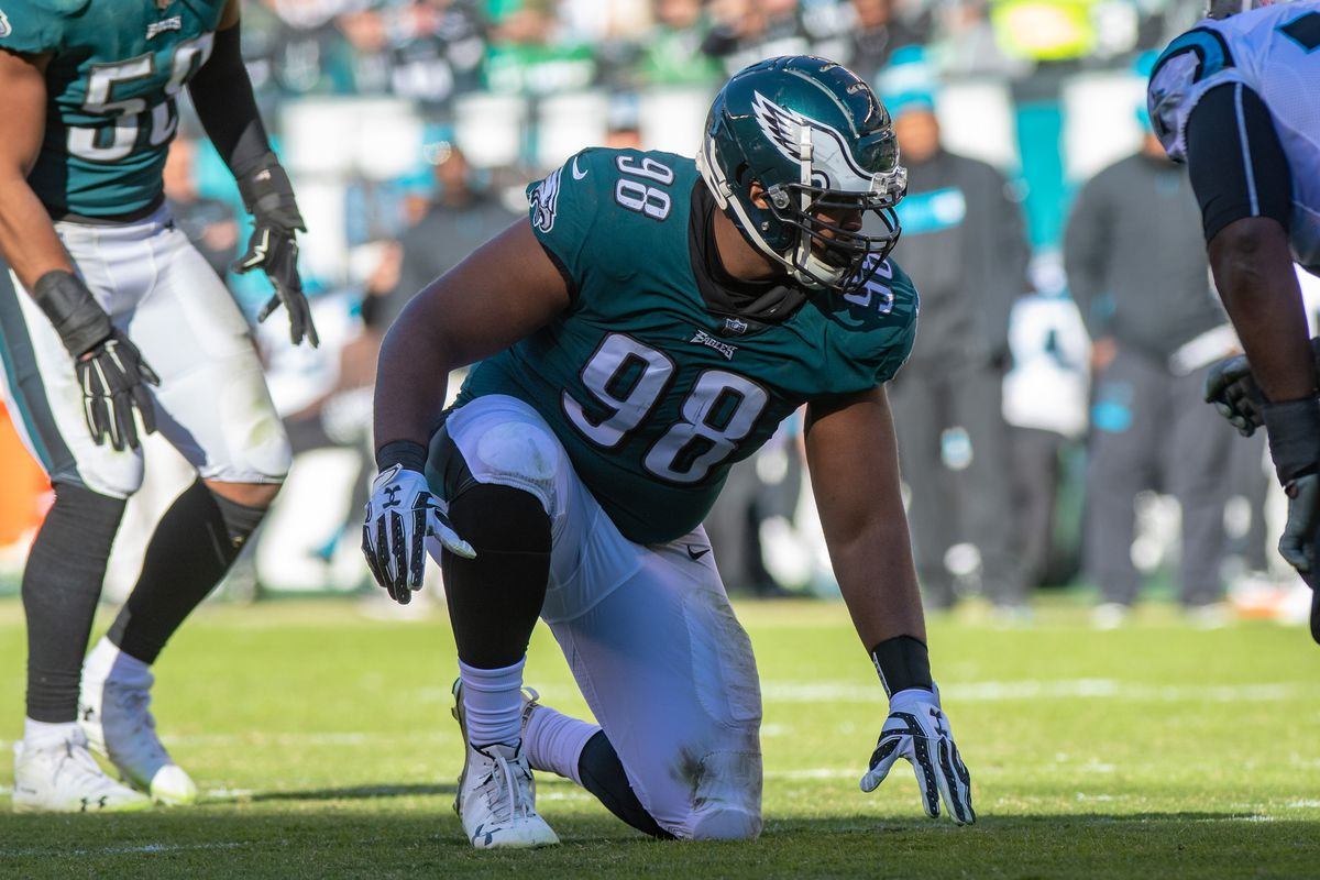 NFL: OCT 21 Panthers at Eagles
