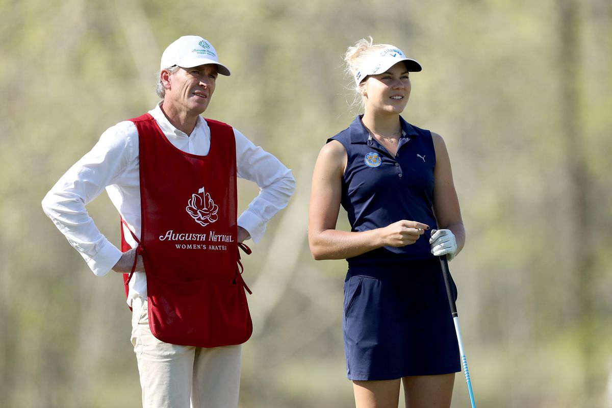 Augusta National Women's Amateur - Round Two