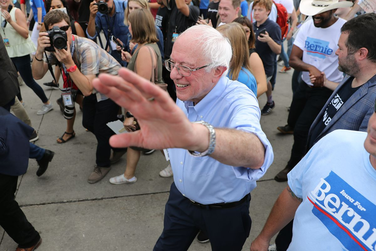 Vermont State Fair 2020.Bernie Sanders Versus The Corporate Media In The 2020 Race