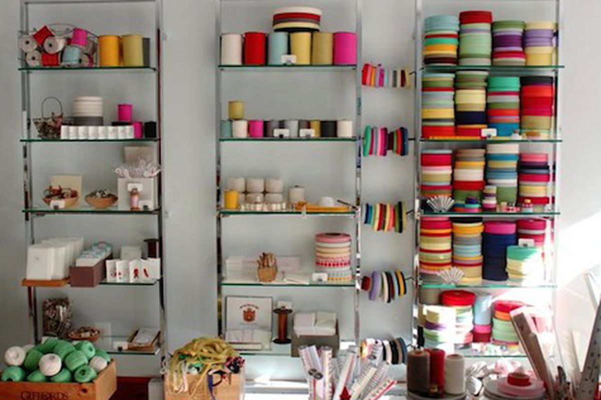 """Studio Carta by Justine Hand for <a href=""""http://remodelista.com/posts/studio-visit-a-roman-artisan-in-new-england"""">Remodelista</a>"""