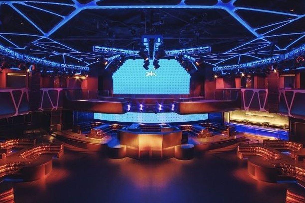 Take a Look Inside the Nightclub at Hakkasan - Eater Vegas