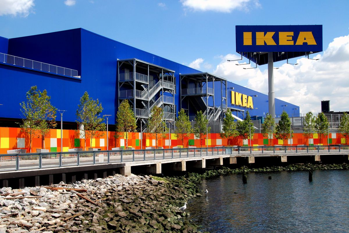 Ikea Usa Credenza : Ikea will open its first manhattan store in nyc curbed ny