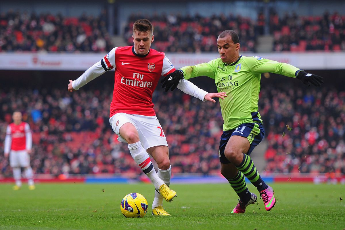 Carl Jenkinson is the Englishest name ever