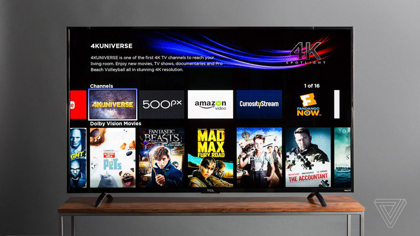 TCL has canceled the 50- and 65-inch models of its amazing budget 4K TV