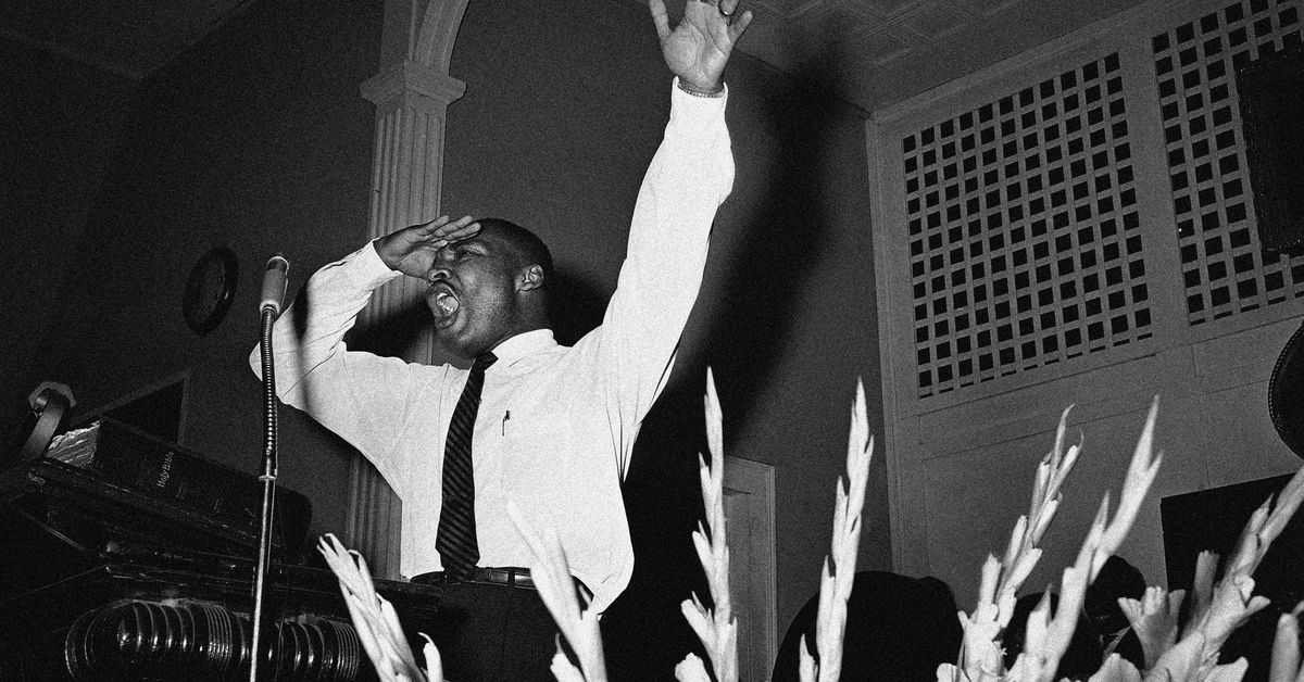 Martin Luther King Jr 20 Quotes About Faith Deseret News