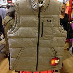 Men's Puffer Vest, $69.99