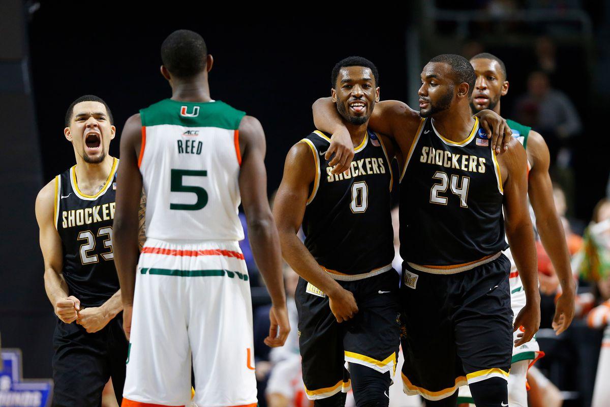 NCAA Basketball: NCAA Tournament-Wichita State vs Miami