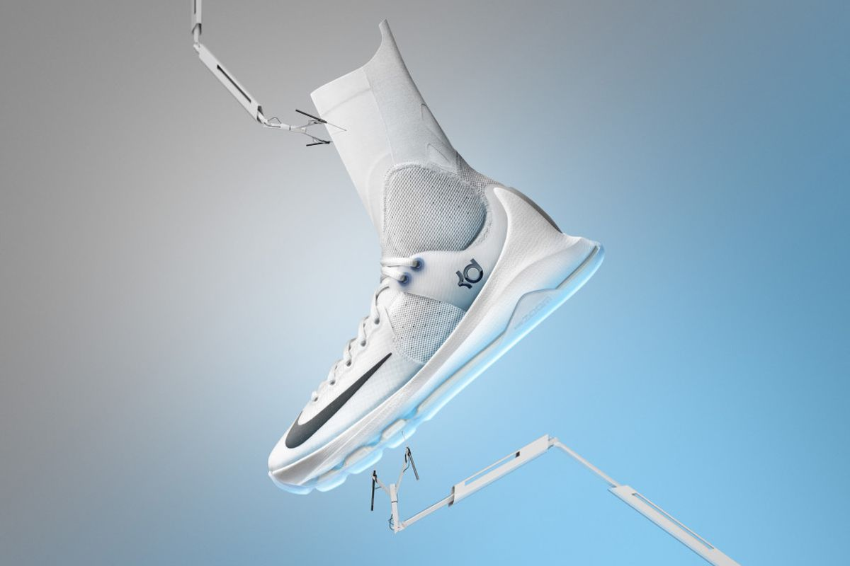 Kevin Durant New Sock Shoes