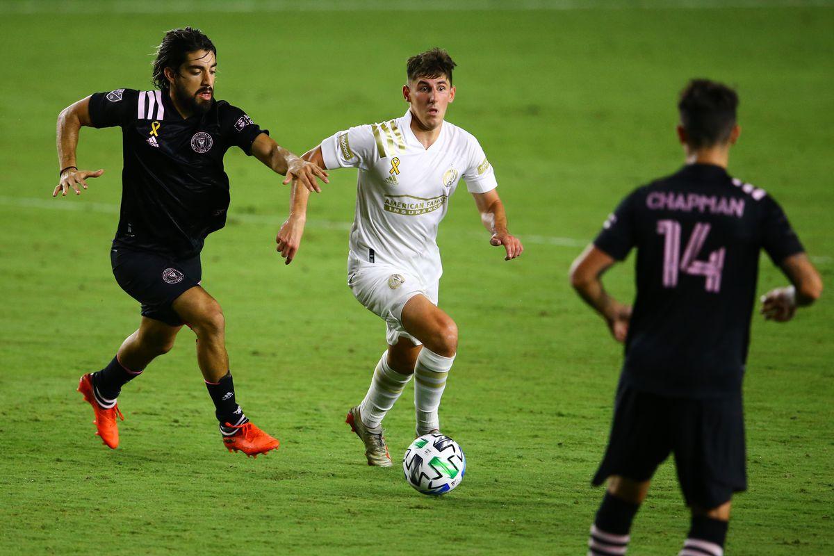 MLS: Atlanta United FC at Inter Miami CF