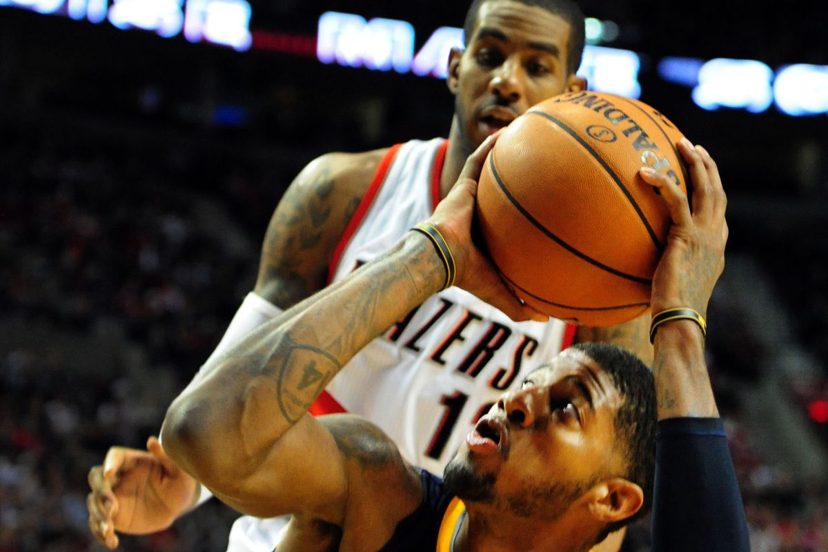 NBA Scores: Trail Blazers Survive The Paul George Show In