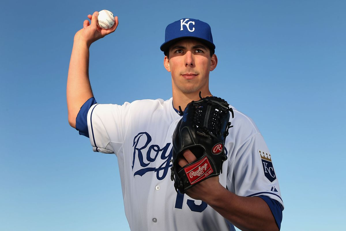 Kyle Zimmer is among 7 Royals on the FG Top 200, but injury concerns pushed him lower down the list.