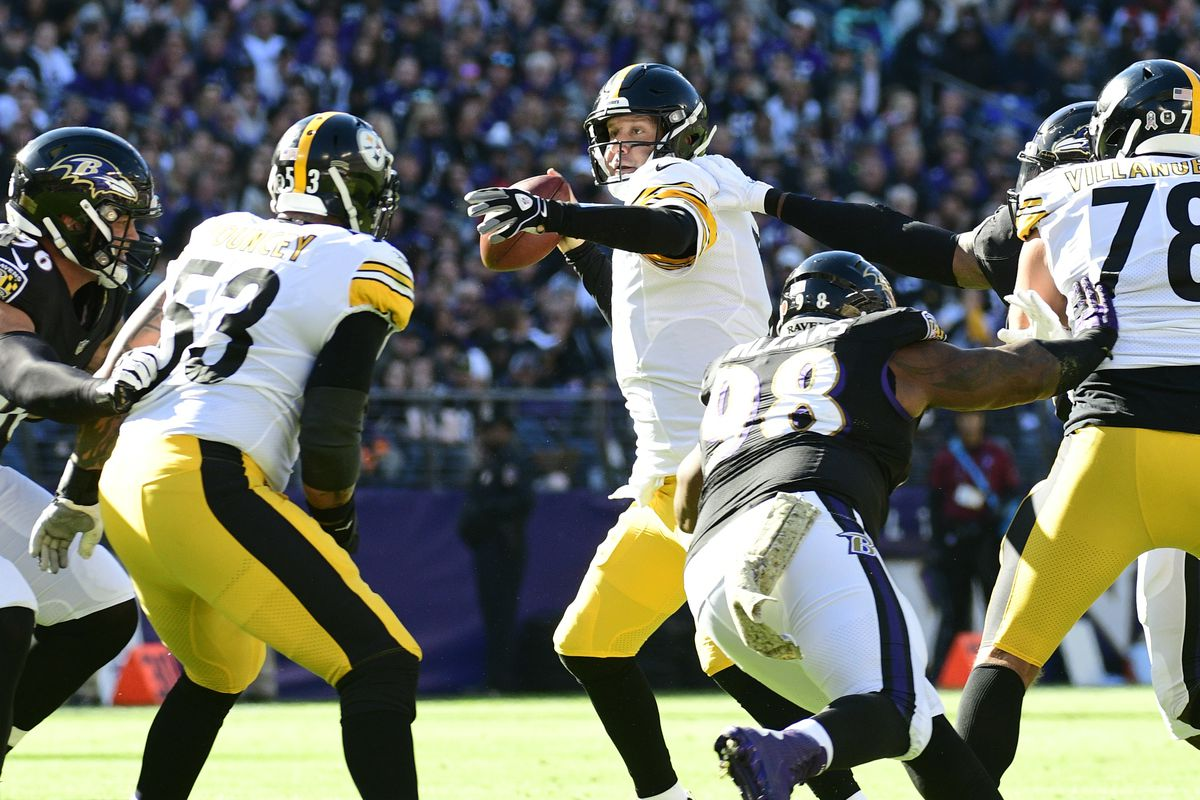 d97a6054510 Panthers vs. Steelers 2018 odds  Thursday Night Football betting ...