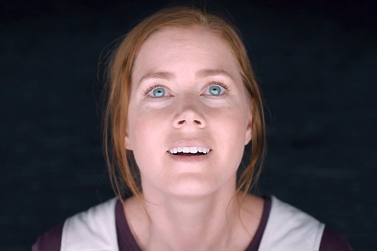arrival is a stunning science fiction movie with deep implications