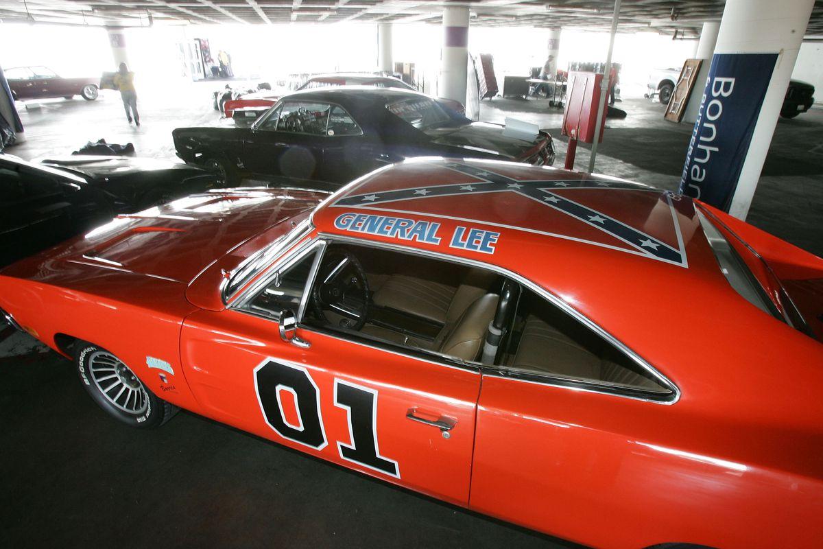 Warner Bros Scraps Dukes Of Hazzard Car Toys Over