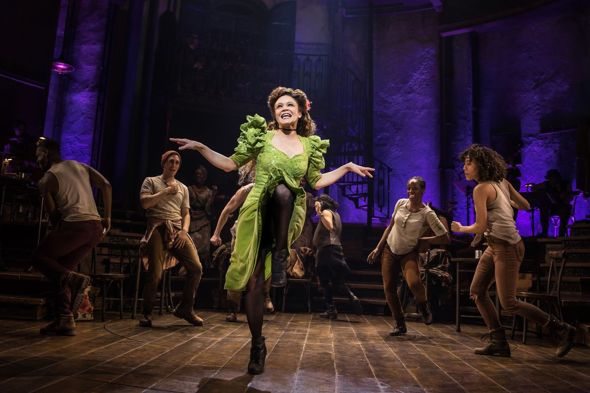 Hadestown review: The new musi...