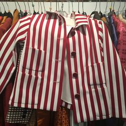 Jacket (for a ringmaster?), $50
