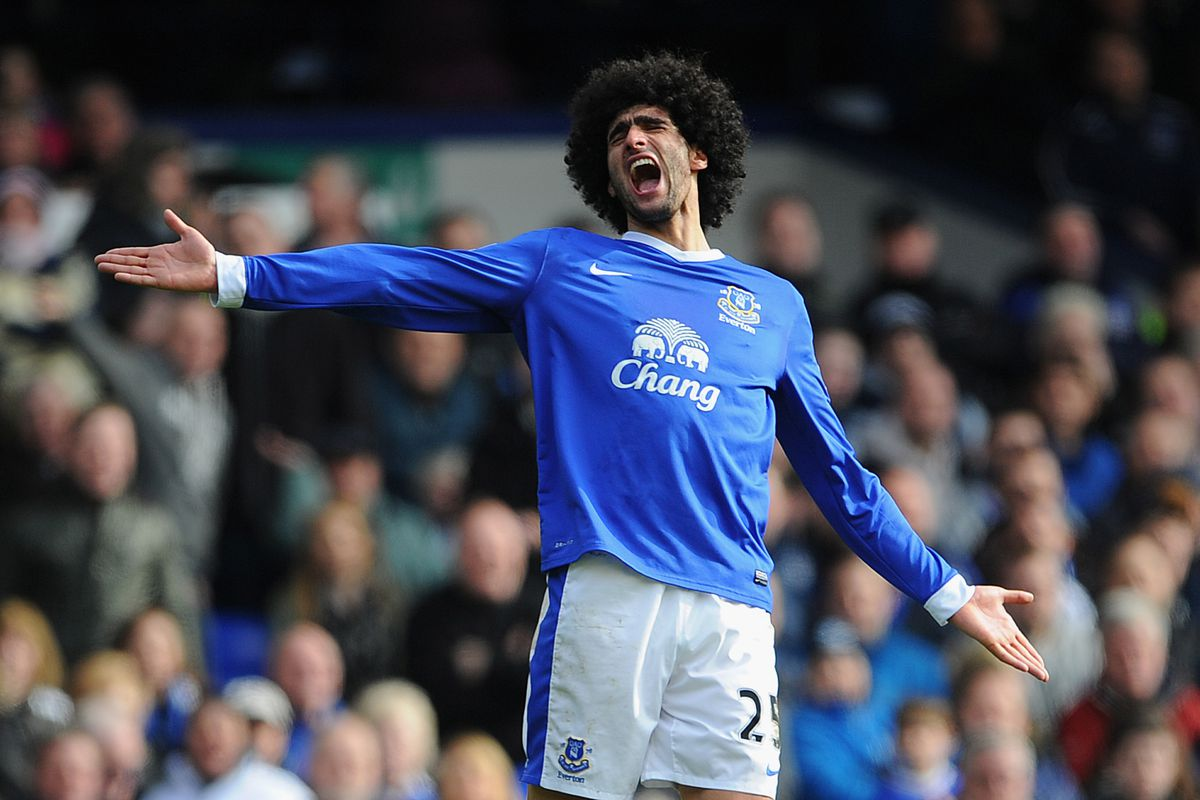 Just a reminder that he and his hair will be back next week vs. QPR