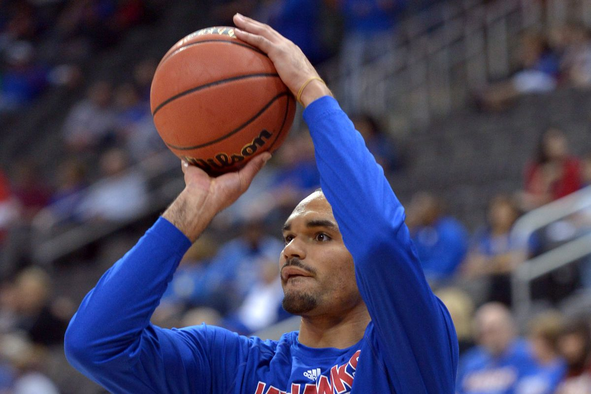 The health of Perry Ellis will be key to the Jayhawks' tournament hopes.