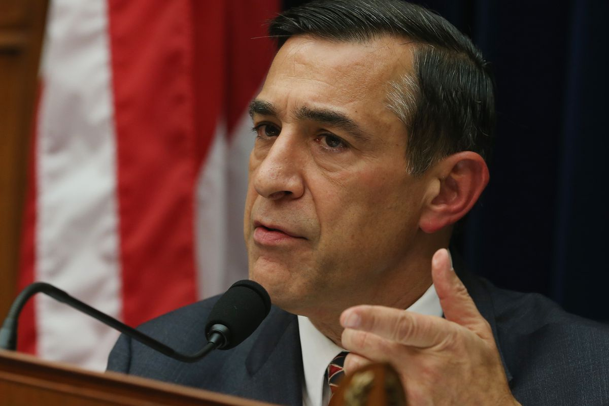 House Oversight Committee Holds Hearing On Ebola Crisis