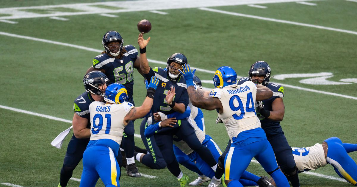 2021 Opponent Scouting Report: Week 1 Seahawks Offense, can a new OC make Russell Wilson happy? - Stampede Blue