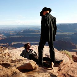 """HBO's """"Westworld"""" will film scenes from its second season in Utah this year."""