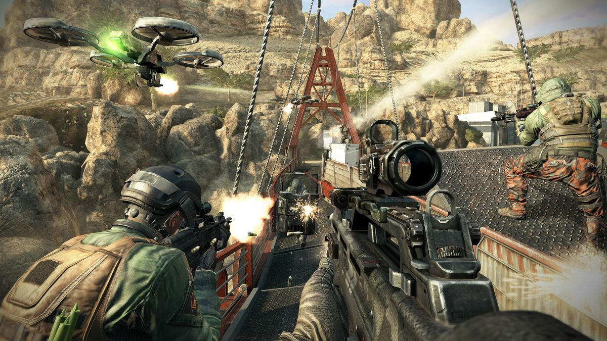 Call of Duty: Black Ops 2 - Turbine map