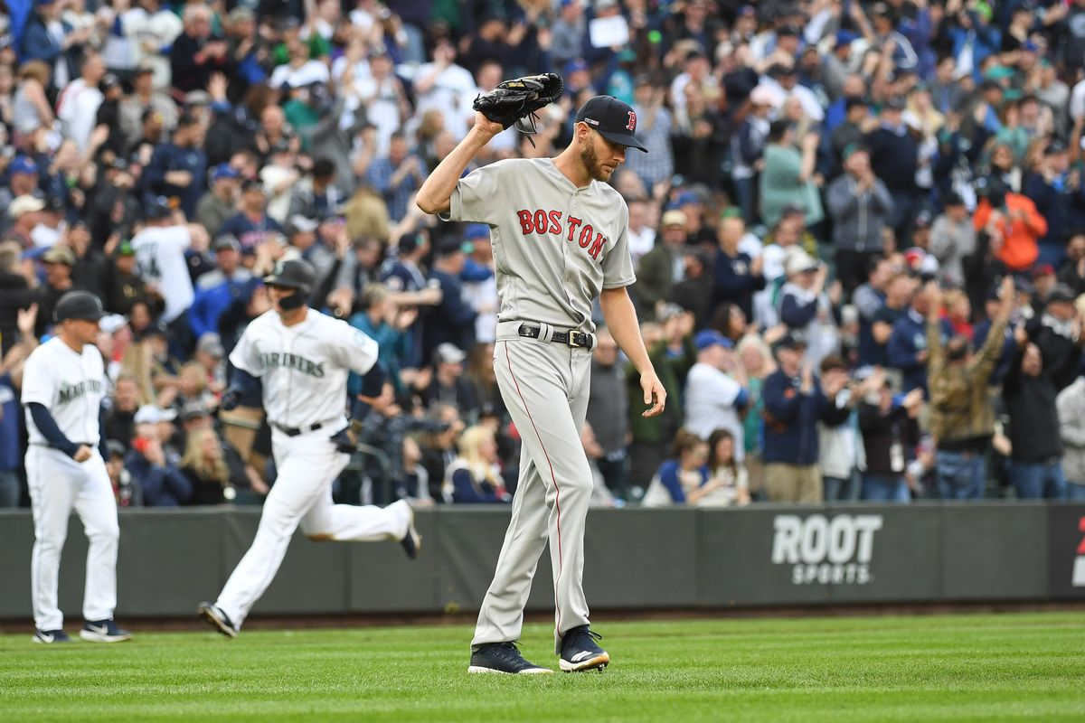 Boston Red Sox v. Seattle Mariners