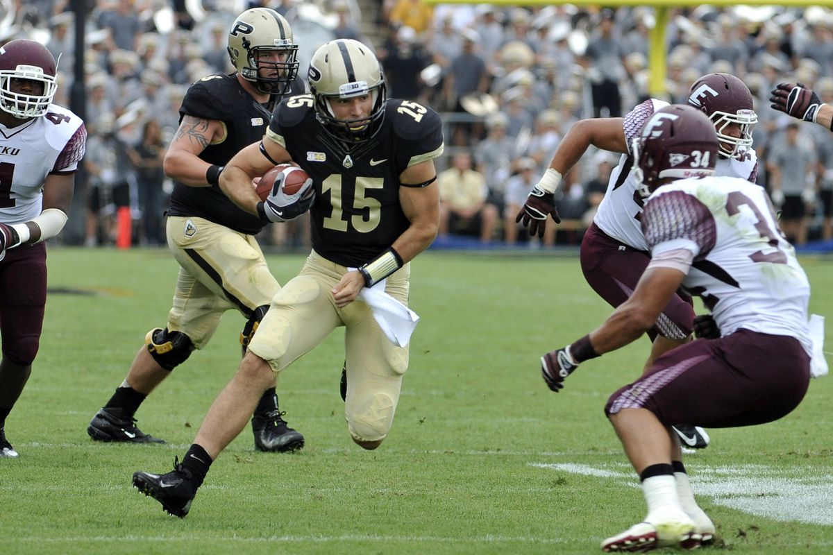<strong>Can Purdue Pull Off a Rare Win at Notre Dame?</strong> Sandra Dukes-US PRESSWIRE