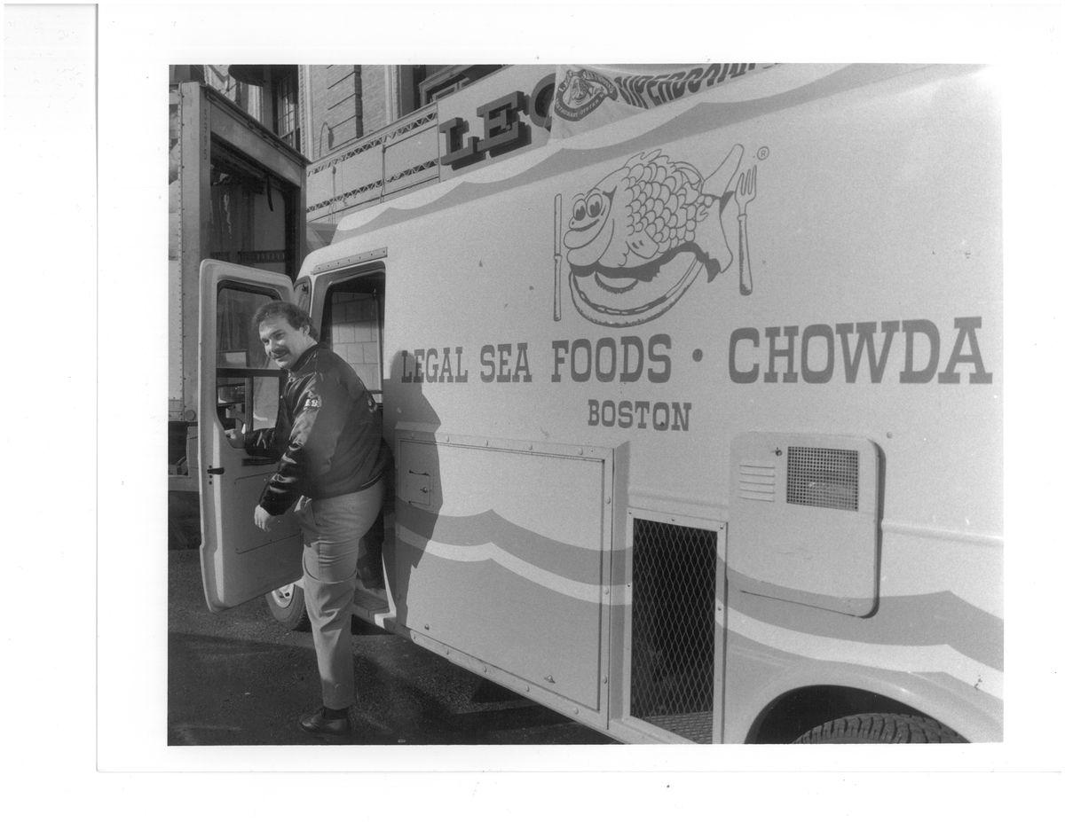 Roger Berkowitz and Van