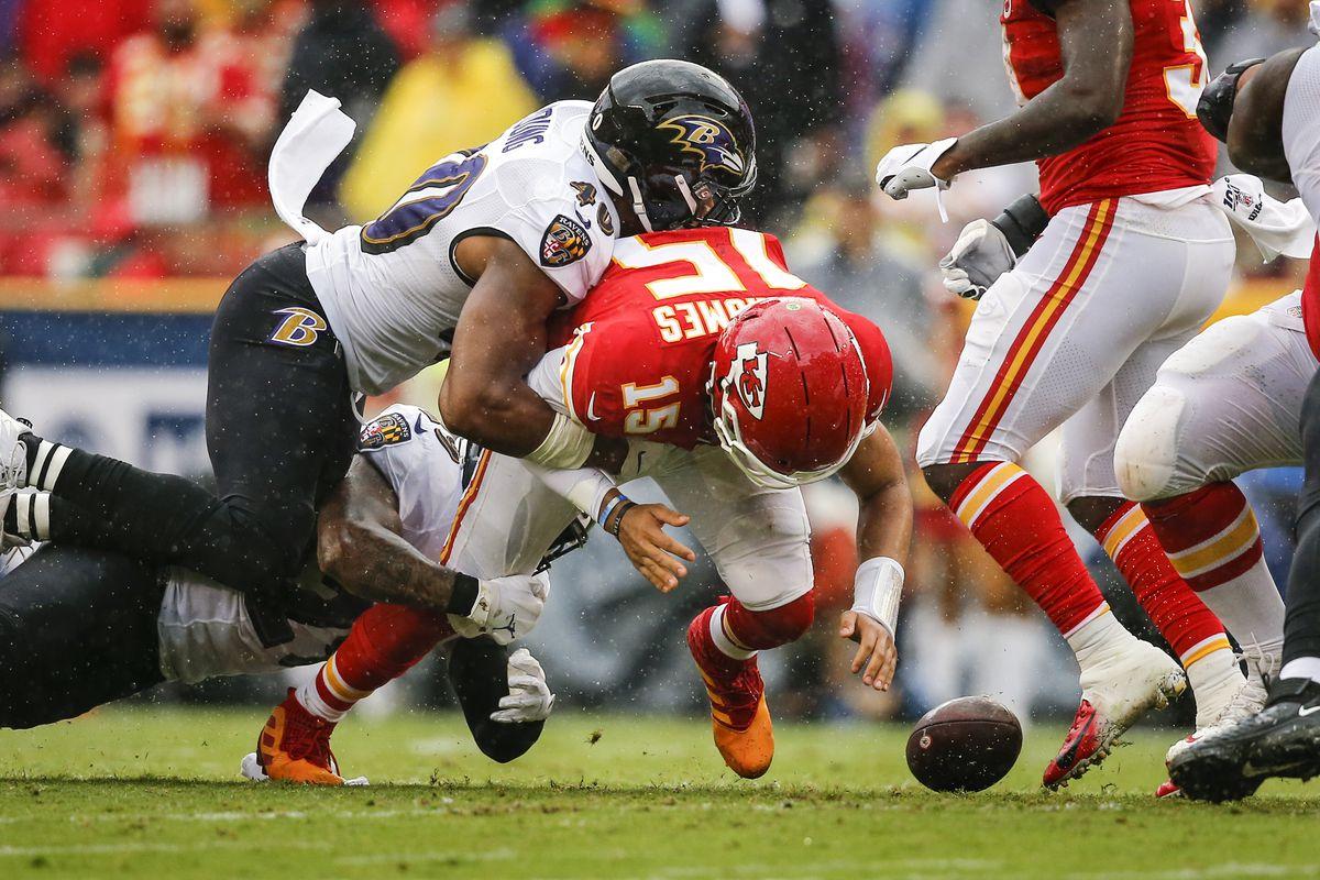 Baltimore Ravens vs Kansas City Chiefs