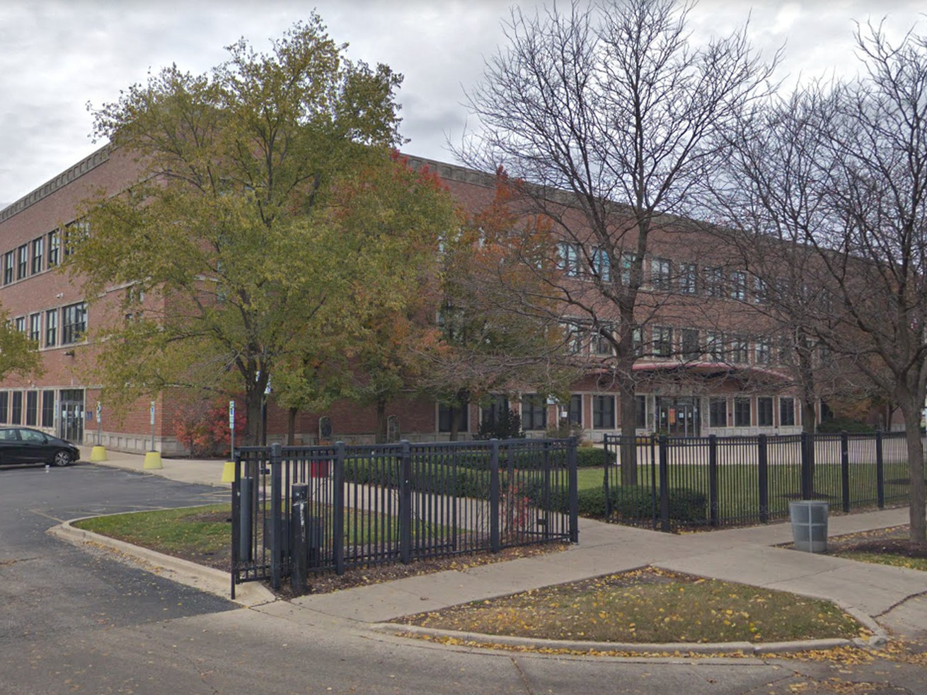 Marine Leadership Academy, 1920 N. Hamlin Ave., is one of two Chicago Public Schools placed on a