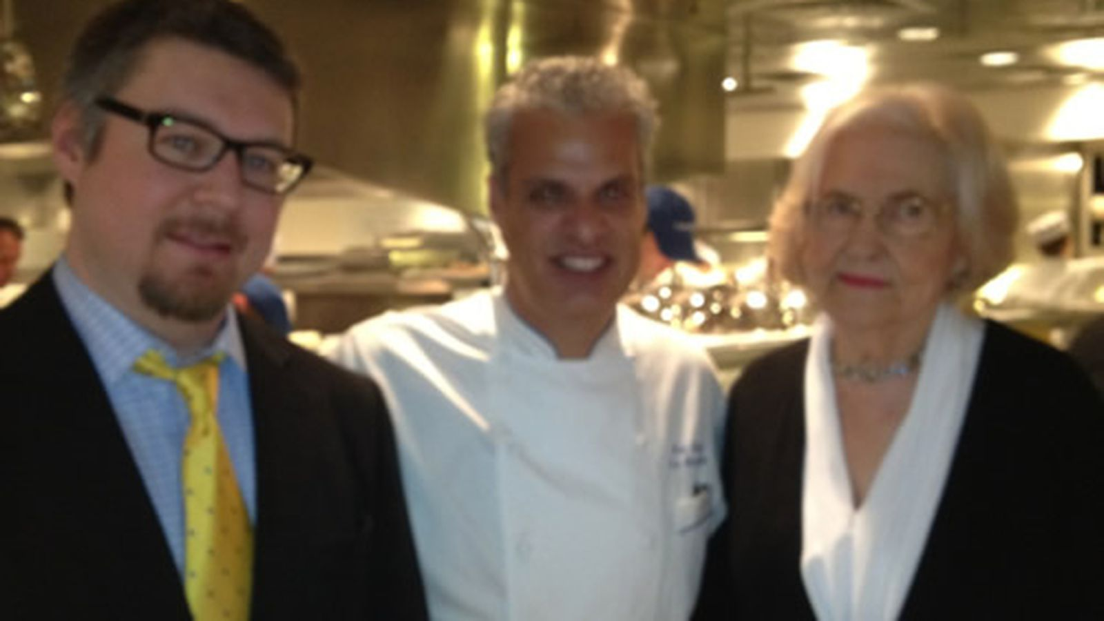Marilyn Hagerty Storms NYC, Day Three: Le Bernardin - Eater