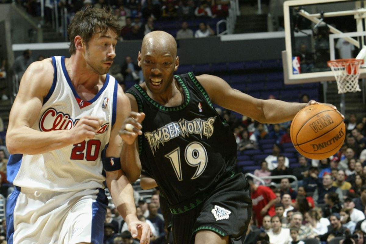 Marko Jaric for Sam Cassell Clippers Best Trade Ever Clips