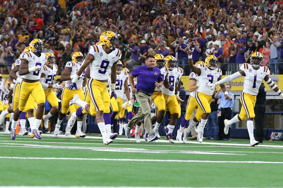 How to watch Southeastern Louisiana vs. LSU - Team Speed Kills