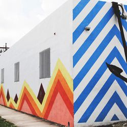 """""""When we first moved in, this neighborhood was nothing. Wynwood was nothing. When we were moving in there was a bum walking by, butt naked on crazy drugs. It wasn't the best of neighborhoods. When we first started Miansai, we were in a place in Downtown s"""