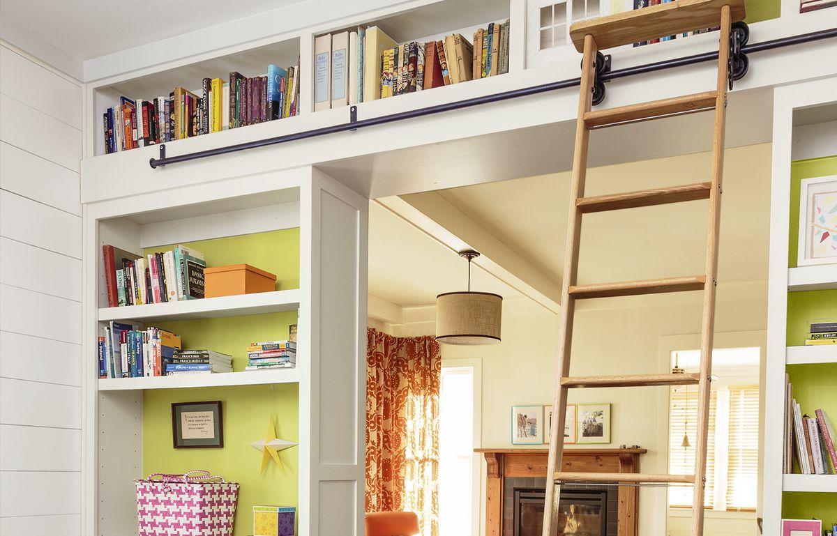 foto de 7 Surprising Built-In Bookcase Designs - This Old House