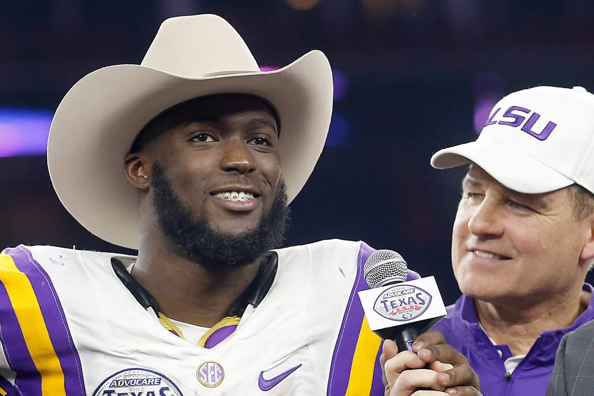 LSU football appears to be safe from Louisiana budget crisis, for
