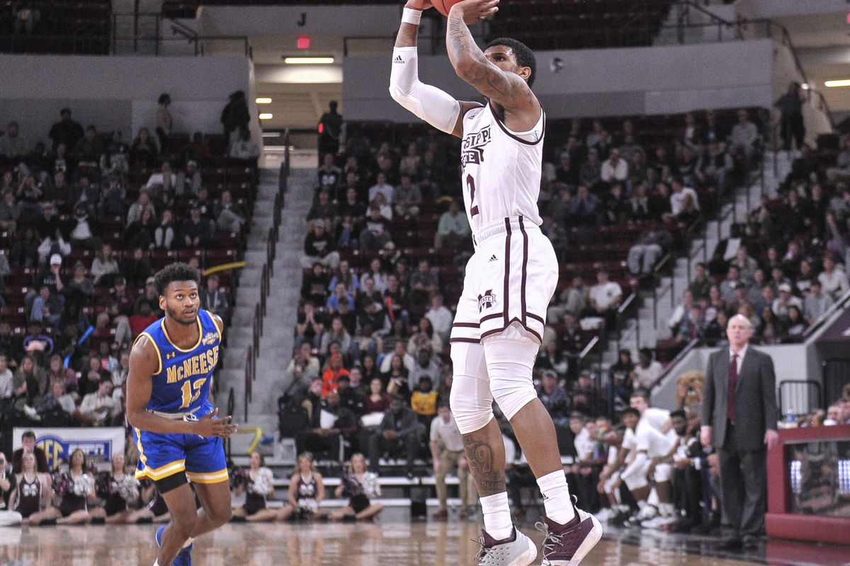 NCAA Basketball: McNeese State at Mississippi State