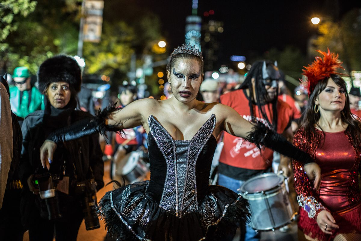 nyc halloween parade: route, street closures, and more - curbed ny