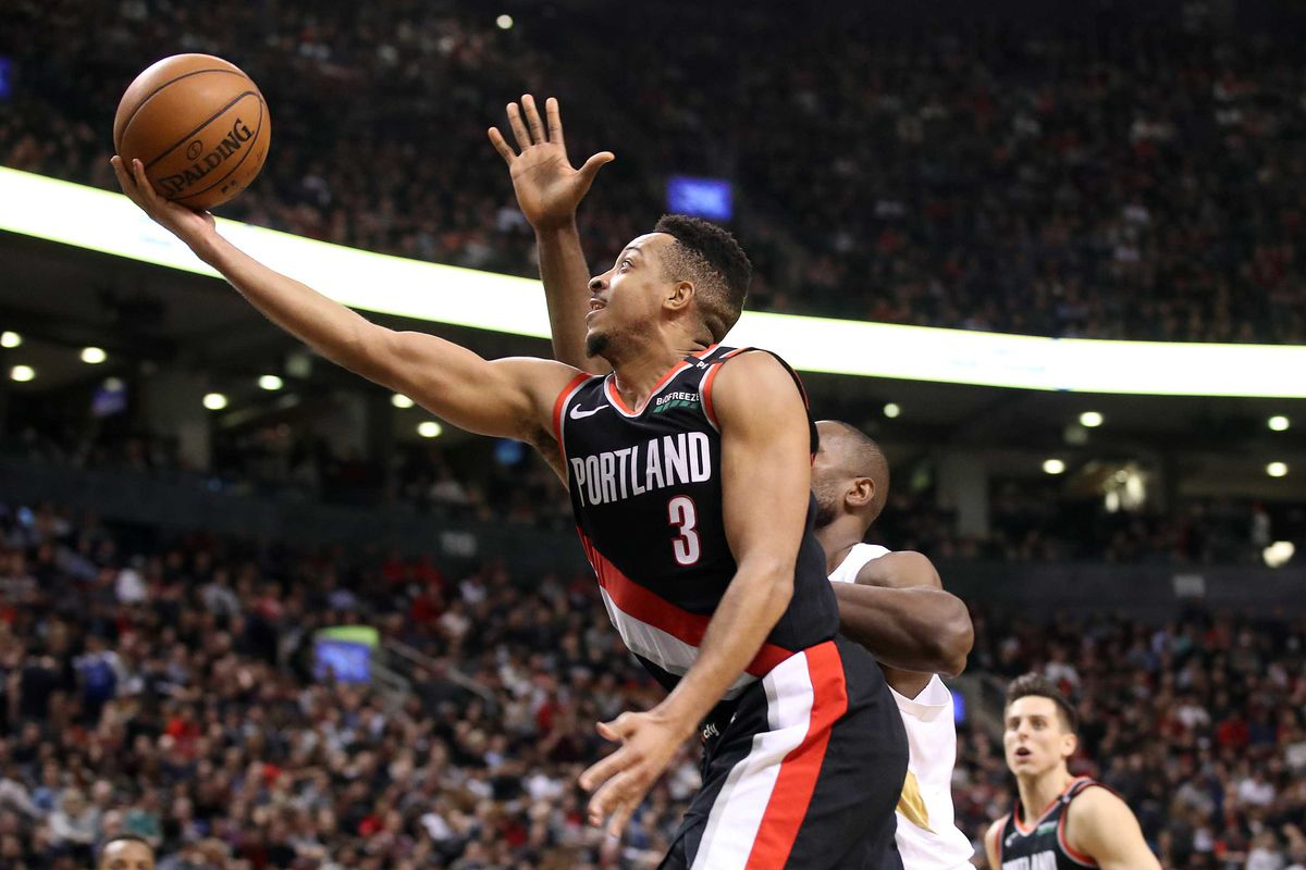Image result for cj mccollum game 7 usa today
