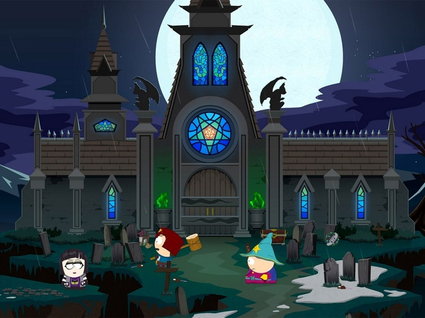 South Park Studios Objects To Thq S Sale Of The Stick Of Truth