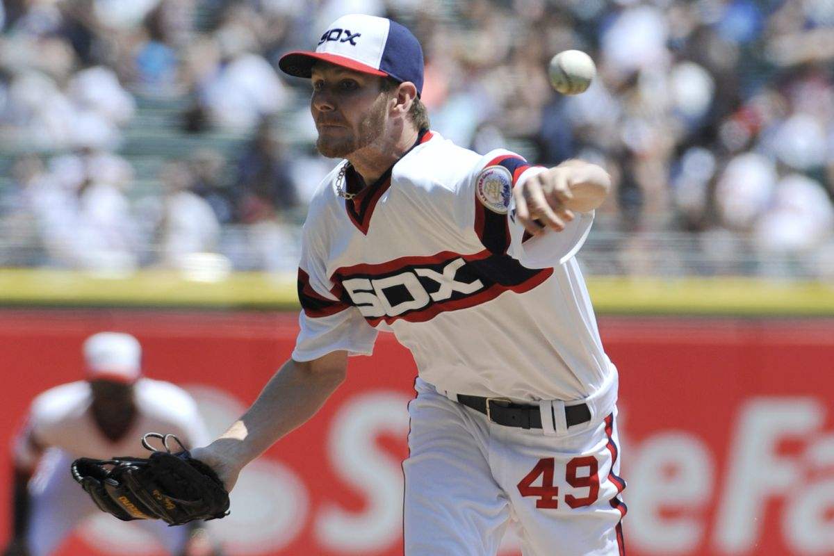 Young pitching helped the Sox rebuild in the early 80's.  Can Chris Sale do the same?