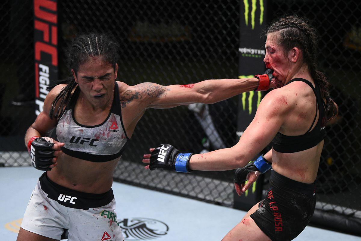 UFC Fight Night: Araujo v De La Rosa