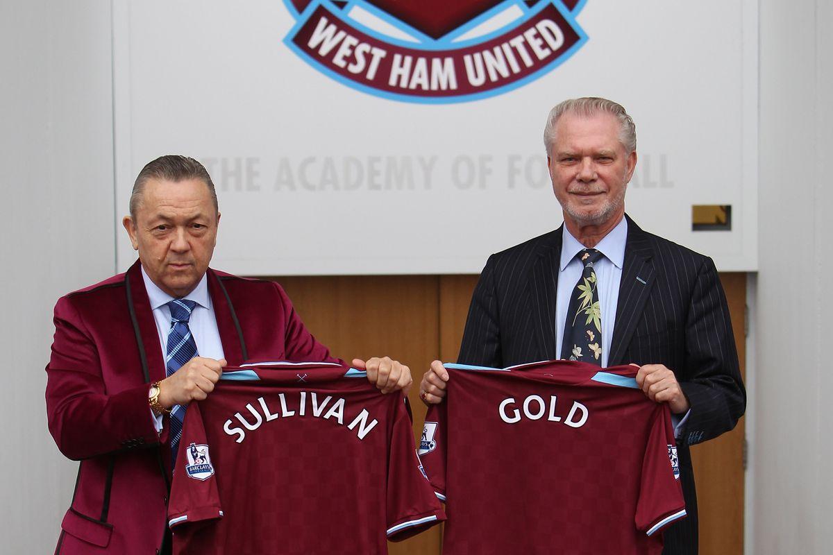 West Ham United Announce New Chairmen