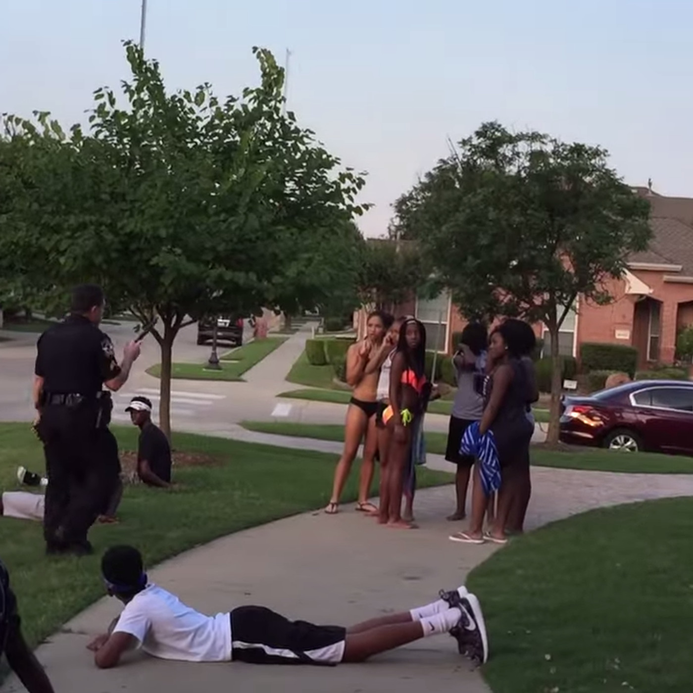 The Mckinney Texas Pool Party Shows Racial Segregation Is Still Alive In America Vox